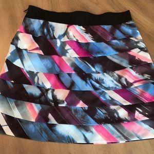 Guess ruffle skirt